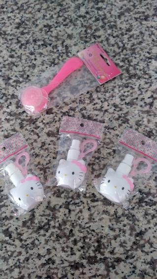 Splash De Hello Kitty Y Cepillo Facial