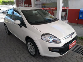 Fiat Punto 1.4 Attractive 8v Flex 4p Manual 2014/2015