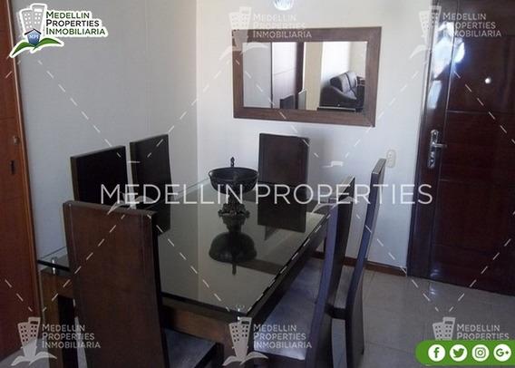 Apartamentos Y Casas Amobladas Por Dias En Medellin Cód:4441