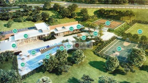 Terreno À Venda, 540 M² Por R$ 545.000 - Condomínio Residencial Alphaville Ii - São José Dos Campos/sp - Te0804