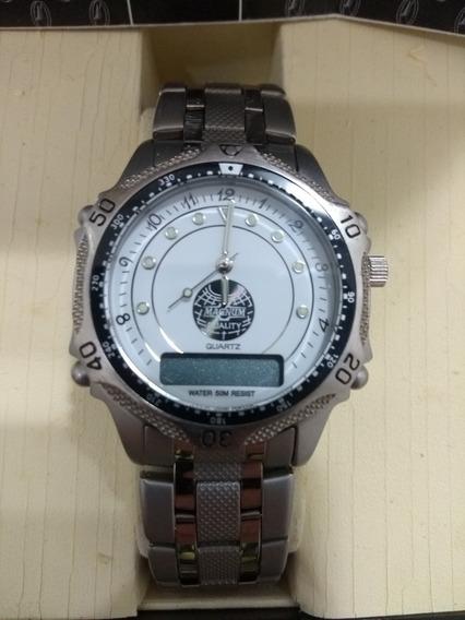 Relógio Magnum Impecável - Negociável