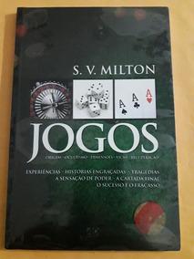 Livro Jogos - S. V. Milton