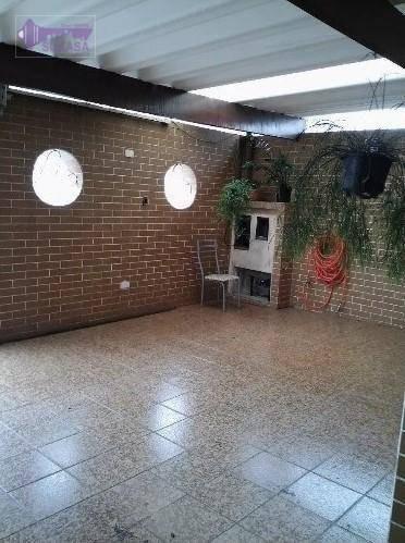 Sobrado Com 3 Dormitórios À Venda, 174 M² Por R$ 550.000,00 - Jardim Stella - Santo André/sp - So0169