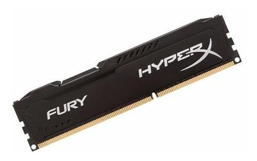 Memoria Ram Hyper-x Fury 4gb/ddr3/1600mhz
