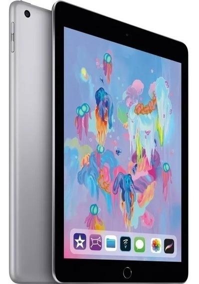iPad 6 Geracao 9.7 32gb Wi-fi Cinza Espacial