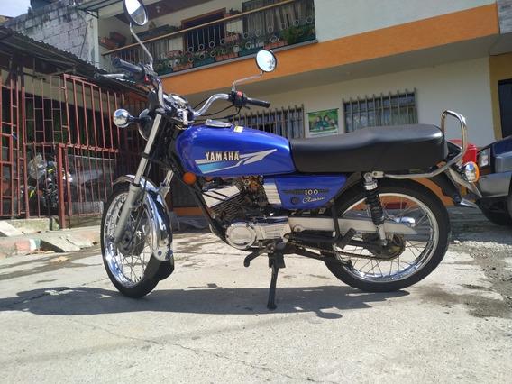 Yamaha Rx-100