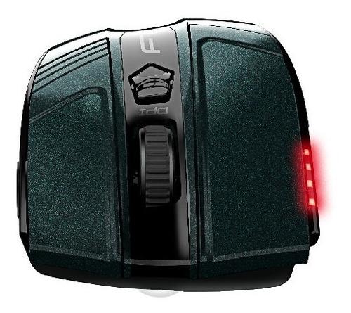 Imagen 1 de 6 de Mouse Gigabyte Force M9 Inalambrico Optico