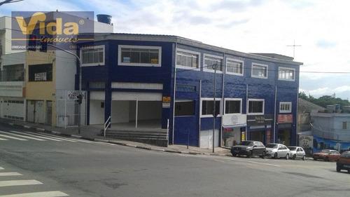 Salão Em Jaguaribe  -  Osasco - 202863