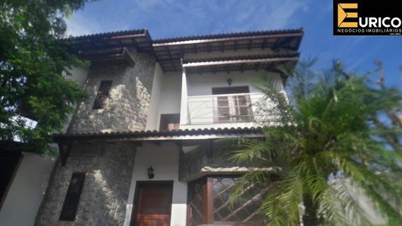 Casa , Sobrado Para Locação Em Vinhedo Com 435m2 De Área Construída - Ca02170 - 34929093