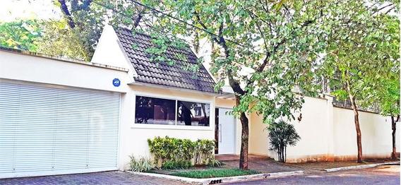 Casa Em Condomínio, No Alto Da Boa Vista, Com 4 Suítes - 375-im478695