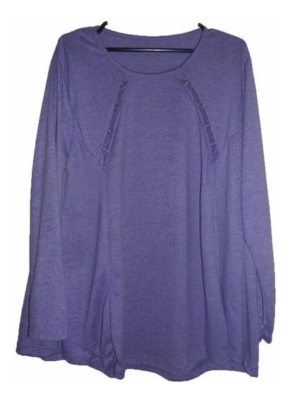 Buzos Sweater De Lanilla Talles Especial 8. Temporada Otoño