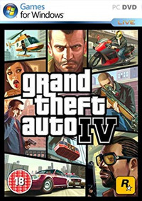 Gta 4 - Grand Theft Auto Iv Pc-envio Imediato