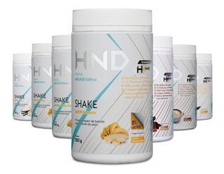 Sheike Shake Emagreça Rápido Redutor Gordura Peso H+ Hinode