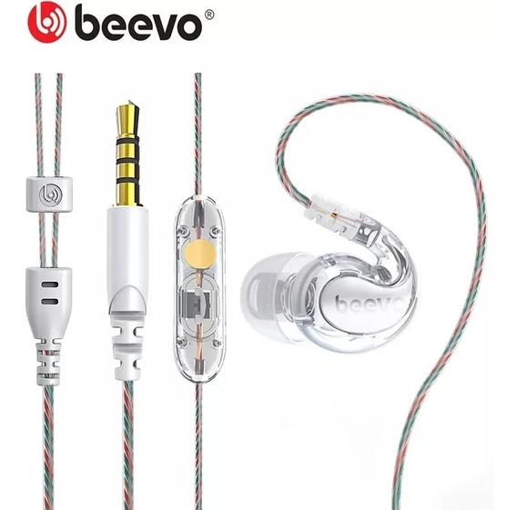 Fone De Ouvido Retorno Monitor Palco Beevo Bv-em390