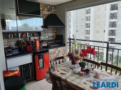 Imagem 1 de 15 de Apartamento - Independência - Sp - 606564