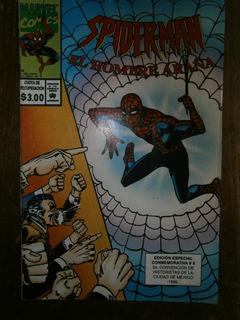 Spiderman Hombre Araña # 0 Edicion Conmemorativa Mexico 1996