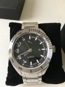 Relógio Masculino Puma Analógico 96256g0psna4 Nota Fiscal