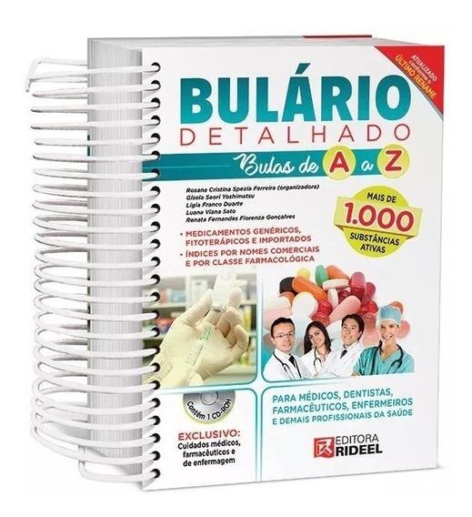 Bulário Detalhado - Bulas De A A Z
