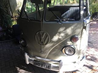 Volkswagen Kombi 1973