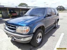 Ford Explorer Xlt 4x4 - Sincronico
