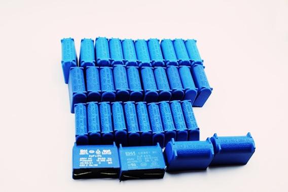 Capacitor Cbb61 Placa Eletronica Ar Split Kit Com 34 Pcs