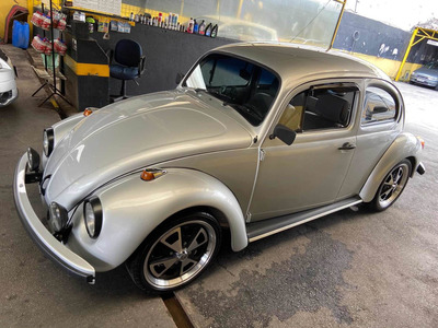Vw Fusca Itamar Luxo 95 Turbo Injetado Ft250