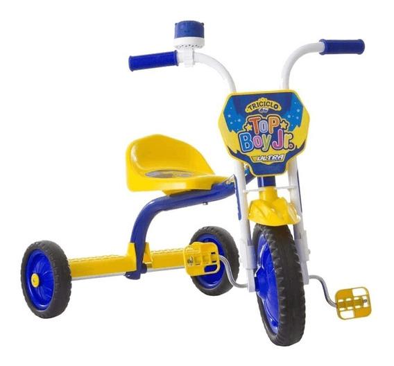 Triciclo Bicicleta 3 Rodas Infantil Top Jr Pro Tork Ultra
