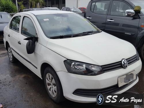 Sucata Volkswagen Voyage 2015 - Somente Retirar Peças