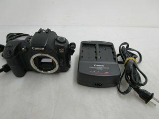 Canon Eos D30 3.2mp Solo Cuerpo+8gb+carg+bat(la Tengo+barata