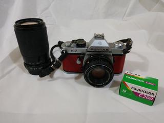 Cámara Pentax K2 Análoga 35mm