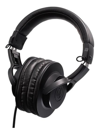 Fone Headphone Audio-technica M20x Original Preto