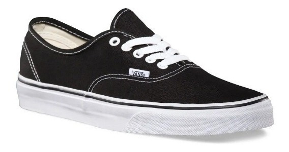 Tenis Vans Authentic Infantil Blacktrue White 11758 Original