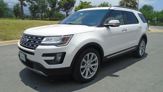 Explorer Limited Awd 2016