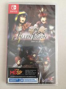 Fallen Legion Rise To Glory Switch