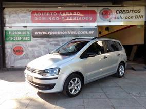 Volkswagen Suran 1.6 Trendline 2013 Rpm Moviles