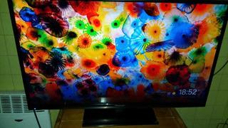 Tv 47 3d Full Hd Pioneer Smart Tv Impecable Sin Detalles