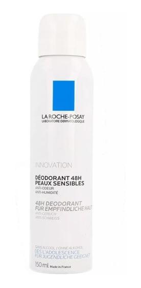 Desodorante 48h Peaux Sensibles La Roche Posay - 150ml