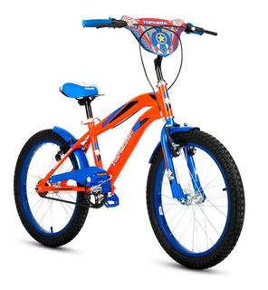 Bicicleta Top Mega Rodado 20 Varon