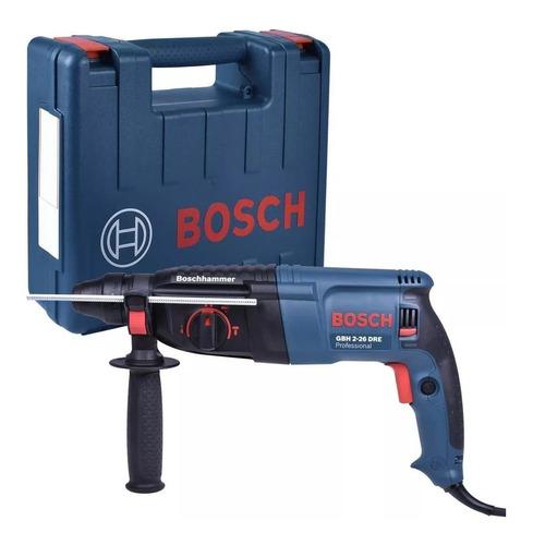 Rotomartillo Bosch Gbh 2-26 Dre 2,7j 800w Origen Aleman