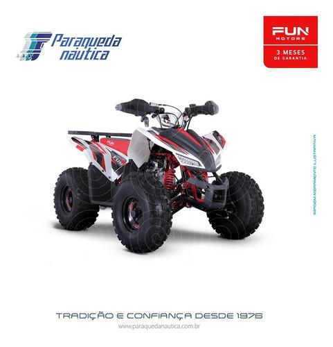 Imagem 1 de 15 de Atv Fun Motors Alphacross 125