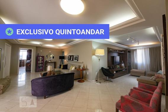 Apartamento No 15º Andar Com 3 Dormitórios E 2 Garagens - Id: 892954824 - 254824