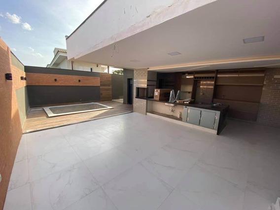 Casa À Venda No Bairro Parque Residencial Damha V Em São José Do Rio Preto/sp - 2020430
