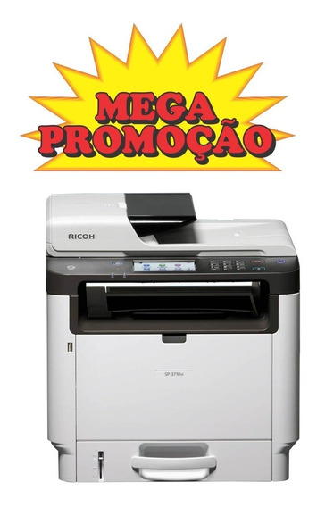 Ricoh Sp-3710sf Multinfuncional Impressora Ricoh Sp-3710sf