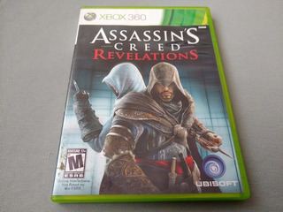 Assassins Creed Revelations Para Xbox 360