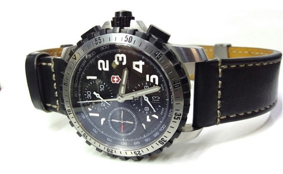 Reloj Victorinox Alpanach Y Chronopro Automatico.