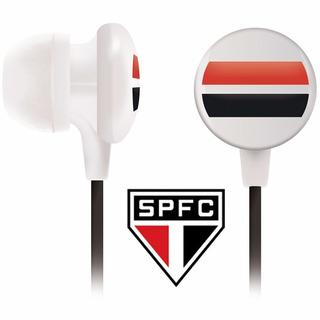 Fone De Ouvido Waldman P/ Celular Licenciado São Paulo Sf-10
