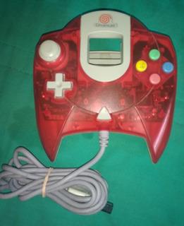 Control Rojo Dreamcast