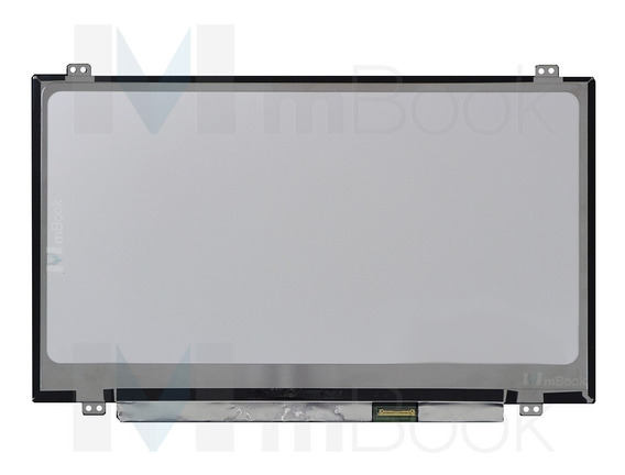 Tela 14.0 Led Slim 30 Pinos Full Hd Dell Alienware P39g