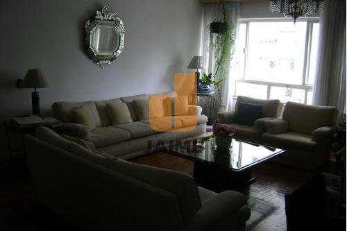 Apartamento Para Venda No Bairro Barra Funda Em São Paulo - Cod: Ja7786 - Ja7786