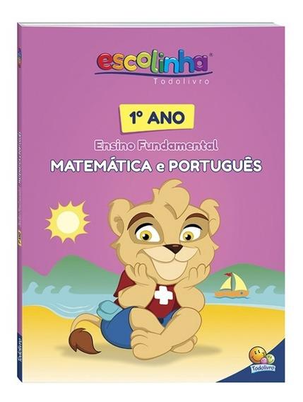 Livro Escolinha Todolivro 1º Ano Ensino Fundamental